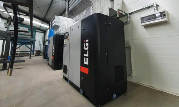 Fasolex Relies On ELGi Compressed Air Solution For Their New Bean-sorting Line | Engineering Review